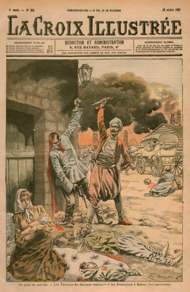 La Croix Illustree, 29 octobre, 1905