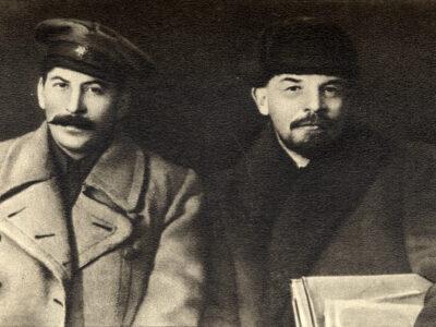 Lenin Stalin